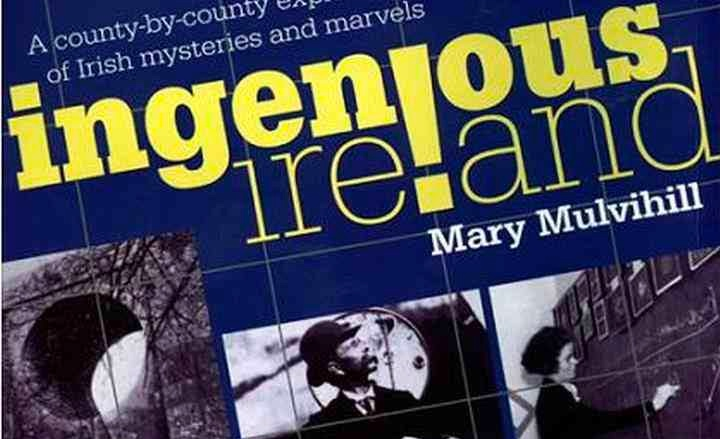Ingenious Ireland Guide - book by Mary Mulvihill