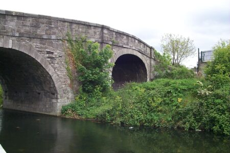Boom Bridge in Cabra, Story of William Rowan Hamilton