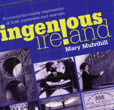 Ingenious Ireland - Book Cover